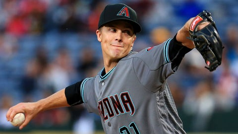 Arizona Diamondbacks: SP Zack Greinke