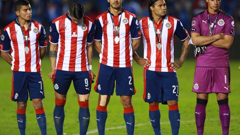 CD Guadalajara (Mexico): $273.1 million