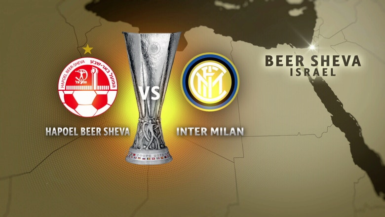 Hapoel Be'er Sheva vs. Inter Milan | 2016-17 UEFA Europa League Highlights