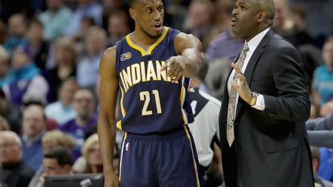 To Indiana for Thad Young and Myles Turner
