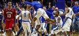 IPFW upsets (3) Indiana in OT stunner
