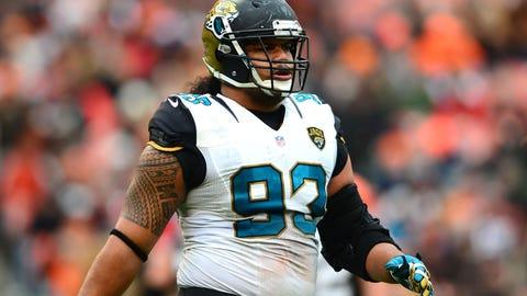 Jacksonville Jaguars - Tyson Alualu