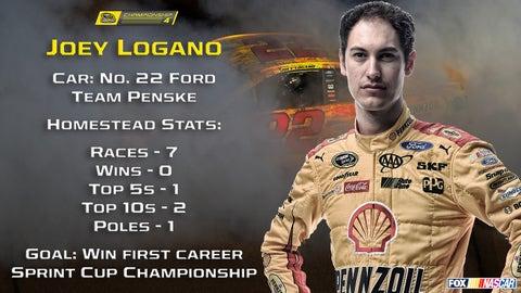 Joey Logano's 2016 season