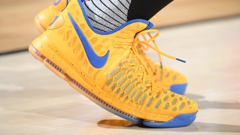 Kevin Durant - Nike KD9