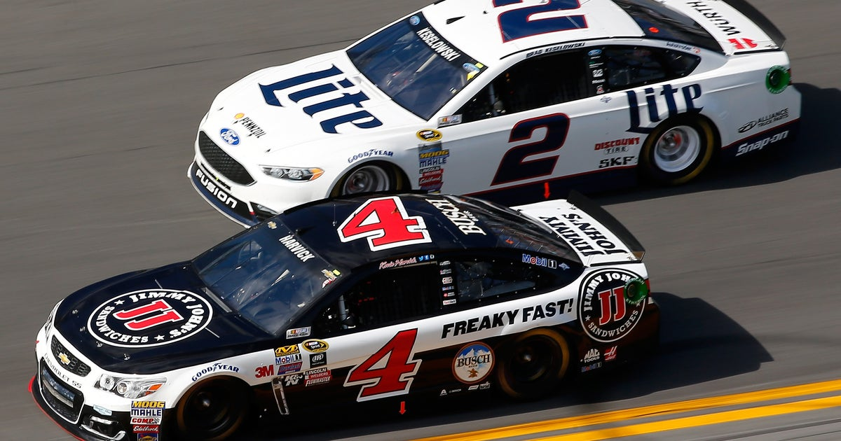 Teams Of Brad Keselowski Kevin Harvick Hit With Penalties
