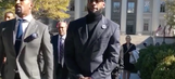 The Cleveland Cavaliers' championship trip to the White House in 14 photos
