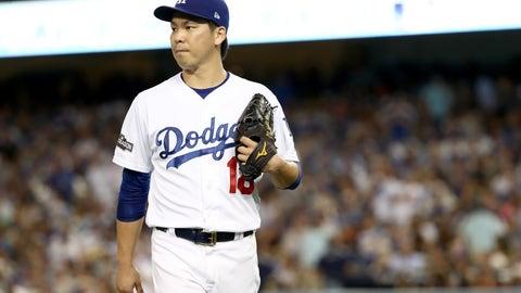 Kenta Maeda - SP - Dodgers