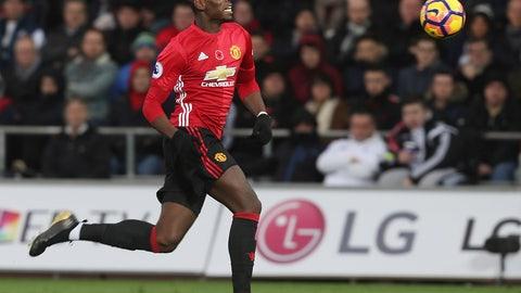Sunday: Manchester United vs. West Ham United