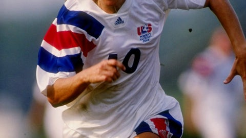 Michelle Akers - Forward