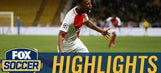 Monaco instantly retake the lead through Lemar | 2016-17 UEFA Champions League Highlights