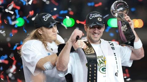 Super Bowl XLV - Green Bay 31, Pittsburgh 25