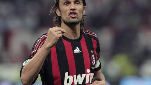 Paulo Maldini - 140 appearances