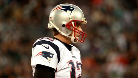 AFC #1 seed: New England Patriots (9-2)