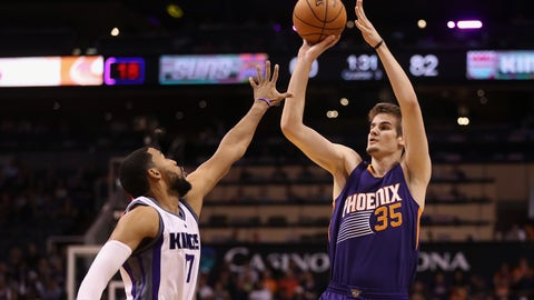 To Phoenix for Tyson Chandler, Dragan Bender, Marquese Chriss and two first-round picks