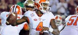 Heisman Forecast: Clemson's Deshaun Watson in enviable position in this race
