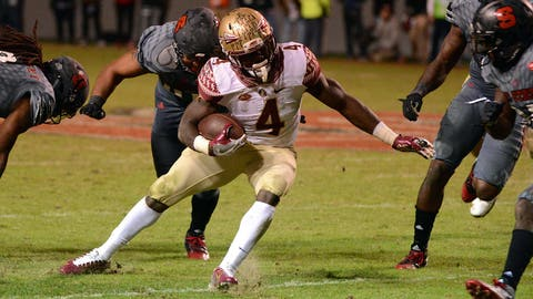 RISERS: 3. Dalvin Cook, RB Florida State, Jr.