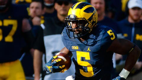 SLIDERS: 2. Jabrill Peppers, LB Michigan, Jr.