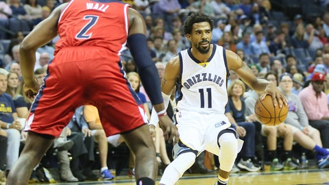 Mike Conley: Back To Business