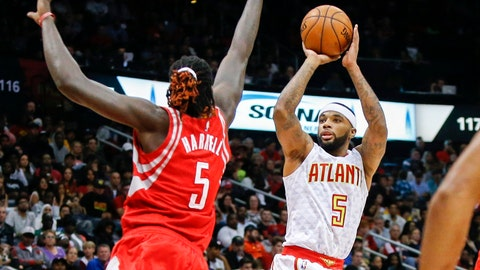 Malcolm Delaney, impact rookie