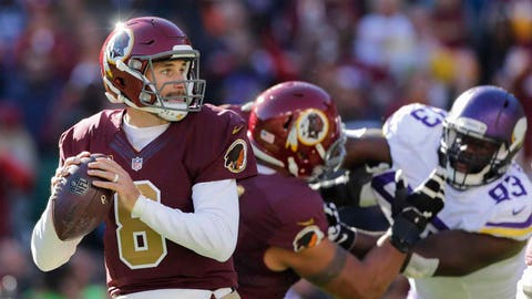 Washington Redskins (last week: 14)
