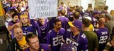 PHOTOS: Minnesota Vikings vs. Detroit Lions