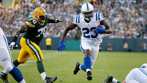 Colts-Packers
