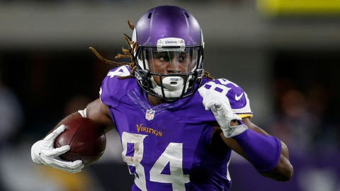 Most Improved: Cordarrelle Patterson, wide receiver