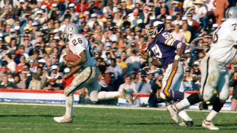 1977 – Beat the Vikings in Super Bowl XI