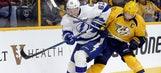 Predators LIVE To Go: Preds blast Lightning 3-1 at home