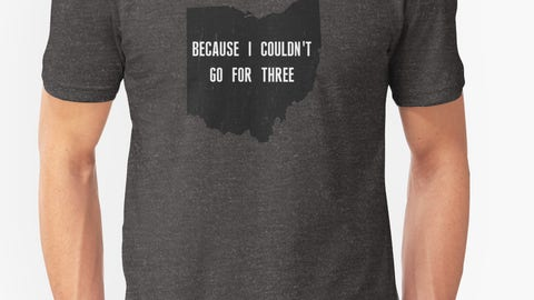 """Couldn't Go For Three""—Ohio State-Michigan"