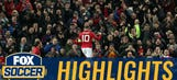 Rooney's record-breaking chip gives United 1-0 lead | 2016-17 UEFA Europa League Highlights