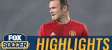 Wayne Rooney scores from range vs. Fenerbahce | 2016-17 UEFA Europa League Highlights