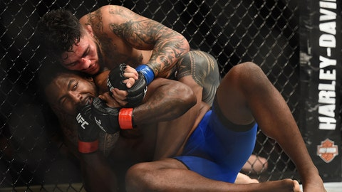 Tyson Pedro vs. Paul Craig -- UFC Fight Pass Prelims (6:30PM/3:30PM ETPT)