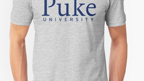 """Puke University""—UNC-Duke"