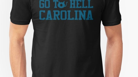 """""""Go to Hell""""—UNC-Duke"""