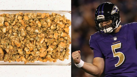 Stuffing—Joe Flacco