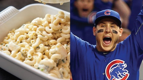 Macaroni and Cheese—Anthony Rizzo