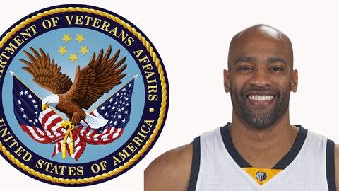 Secretary of Veteran Affairs: Vince Carter