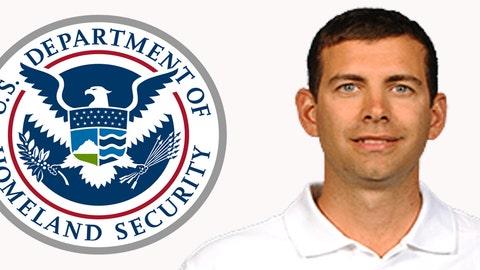 Secretary of Homeland Security: Brad Stevens