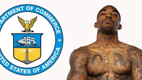 Secretary of Commerce: J.R. Smith