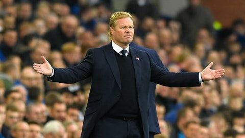 Sunday: Southampton vs. Everton