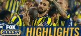 Watch Moussa Sow's wonder goal vs. Man United   2016-17 UEFA Europa League Highlights
