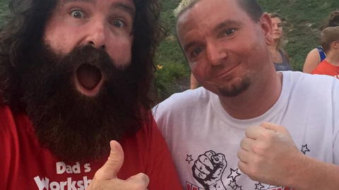 FS: Strowman was James Ellsworth's first WWE opponent, and you called out Daniel Bryan for bringing him to SmackDown. Brand warfare aside, could you have imagined back in July when Ellsworth made his debut that he could be so popular with fans?