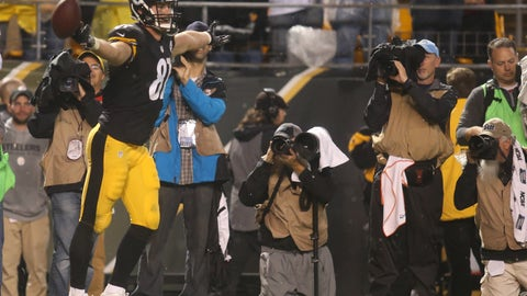 Pittsburgh Steelers - Jesse James