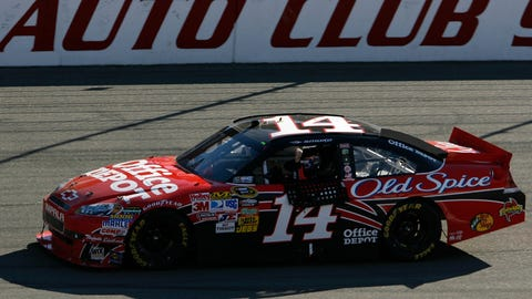 Auto Club Speedway - 2010
