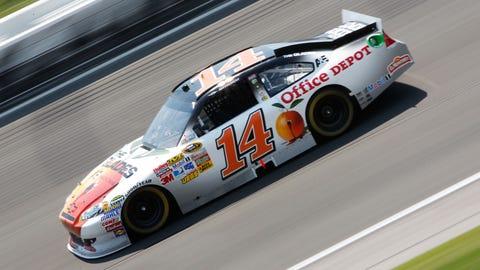 Kansas Speedway - 2011