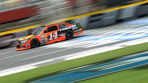 Charlotte Motor Speedway -2014