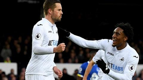 Saturday: Swansea vs. Crystal Palace