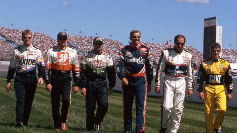 Michigan International Speedway - June 2000