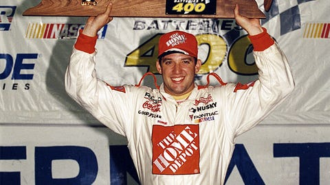 Richmond International Raceway - September 1999